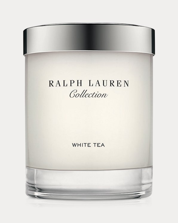 White Tea Candle