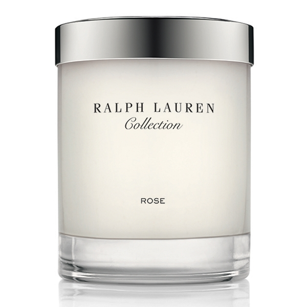 Ralph Lauren Rose Candle Rose One Size