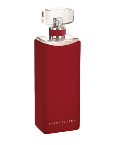 Red Leather EDP Case