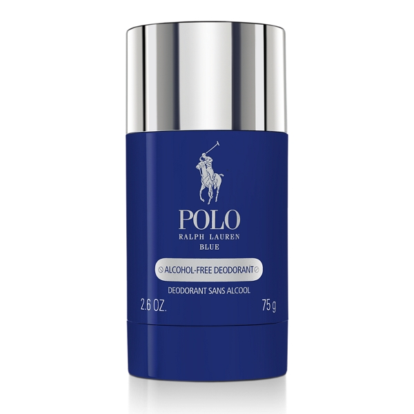 Ralph Lauren Polo Blue Deodorant Stick Blue 2.5 Oz