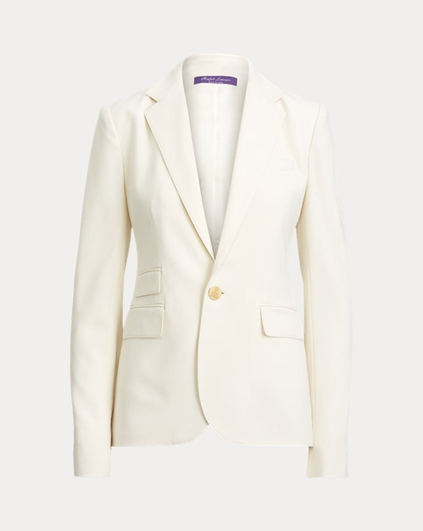 Parker Stretch Wool Jacket