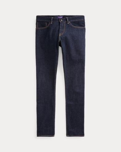 Slim Fit Stretch Selvedge Jean