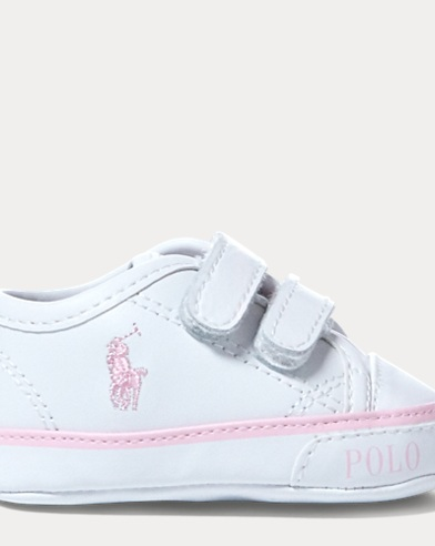 3204ae6841 Baby Girls' & Toddlers' Shoes, Sneakers, & Boots | Ralph Lauren