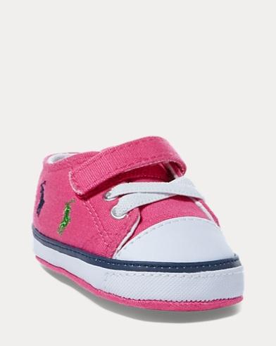 Kody Pony Canvas Sneaker