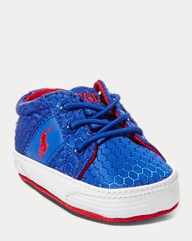 Sneaker Felixstow in ripstop
