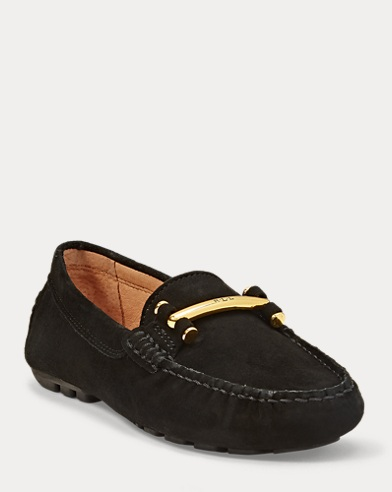 Wildlederloafer Caliana