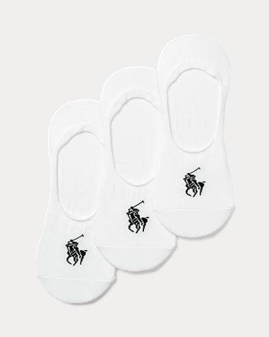Big Pony No-Show-Liner 3-Pack