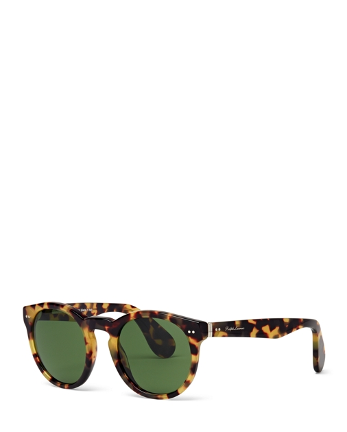 Polo Ralph Lauren Sonnenbrille mit Schlüssellochsteg 2