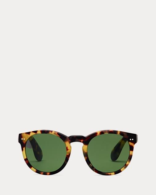 Polo Ralph Lauren Sonnenbrille mit Schlüssellochsteg 1