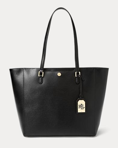 Saffiano Leather Halee Tote