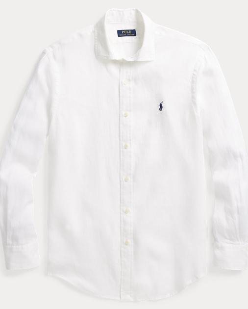 1607cdc792c5e4 Polo Ralph Lauren Classic Fit Linen Shirt 1