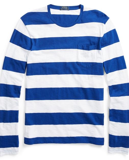 eb7c5ccc7ca Striped Cotton Jersey T-Shirt | Tees T-Shirts & Sweatshirts | Ralph ...