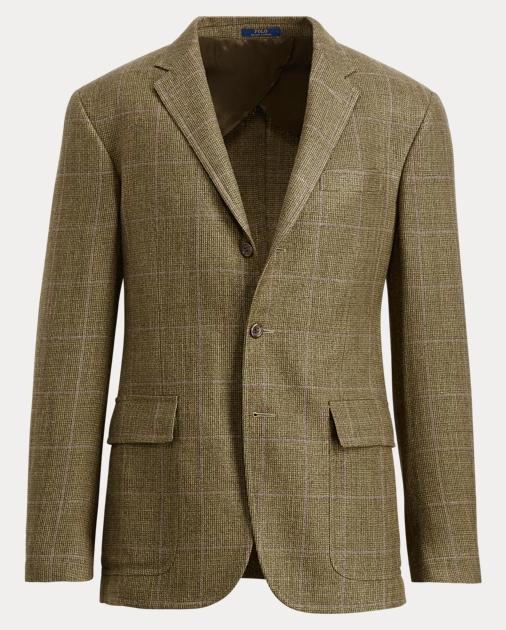 fda26bf3c6 Polo Tick-Weave Sport Coat | Sport Coats Sport Coats, Trousers ...