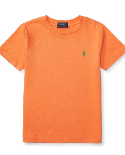 f38cdcf59 Boys 2-7 Cotton Jersey Crewneck T-Shirt 1