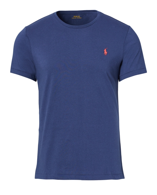 4afbefc804a9bb Custom Slim Fit Cotton T-Shirt | Tees T-Shirts & Sweatshirts | Ralph ...
