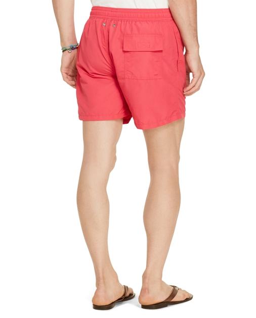 e40e9c7407 5½-Inch Hawaiian Swim Trunk   Swim Trunks Shorts & Swimwear   Ralph ...