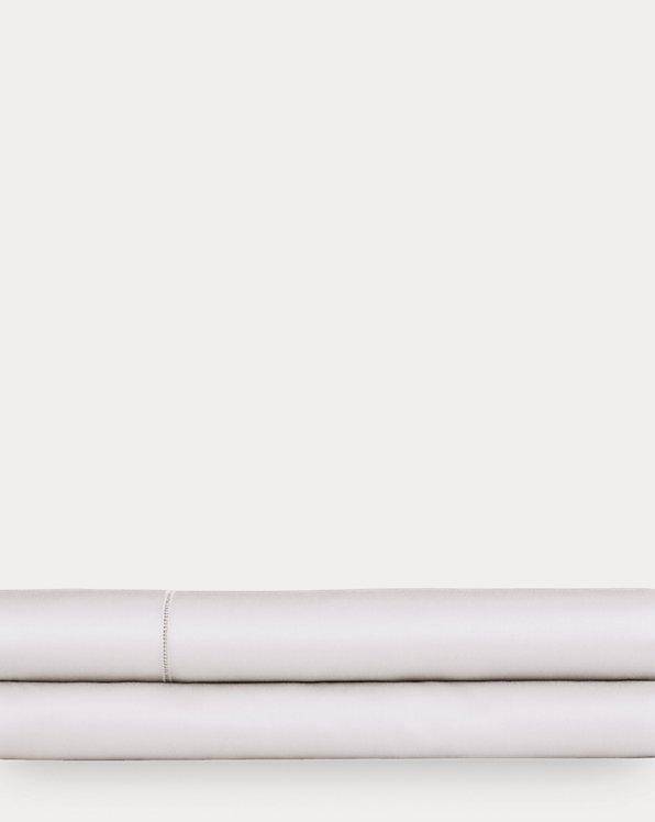 Parure de lit blanche RL624