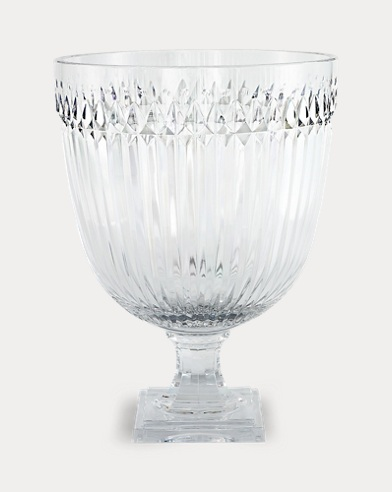 Large Marion Crystal Vase