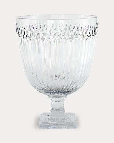 Große Kristallvase Marion
