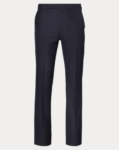 Lightweight Wool Trouser