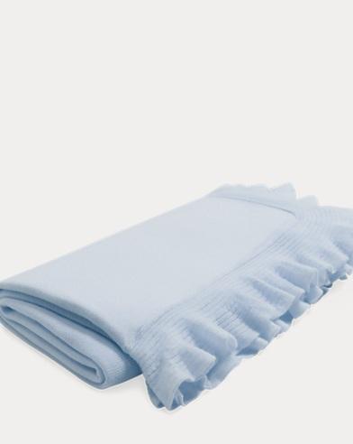 Whitney Cashmere Throw Blanket