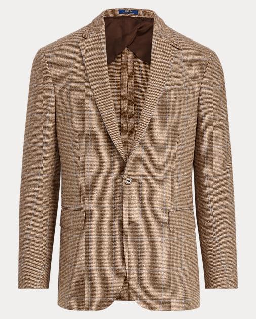 10d41cb2dc Polo Tick-Weave Suit Jacket | Sport Coats Sport Coats, Trousers ...
