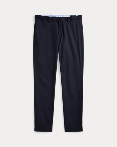Chino in cotone stretch Slim-Fit