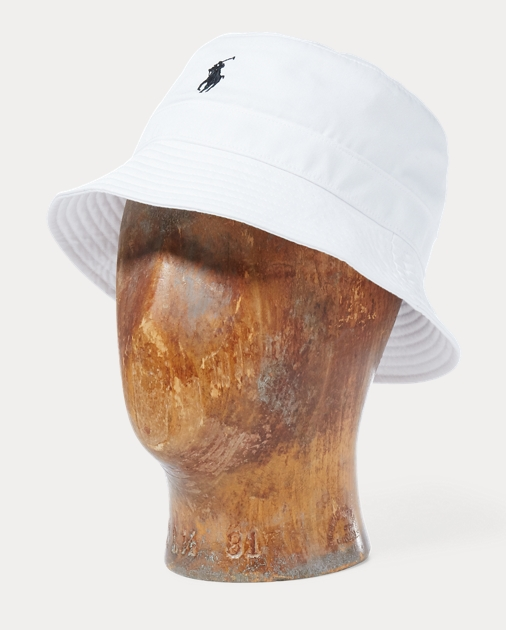 0f7367b6 Polo Ralph Lauren Twill Bucket Hat 3