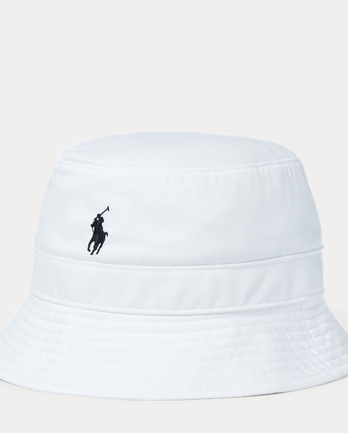 2421a592 Polo Ralph Lauren Twill Bucket Hat 1