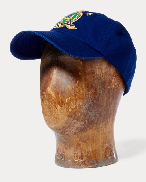 63c124d4 Polo Ralph Lauren Crest Chino Sports Cap 3