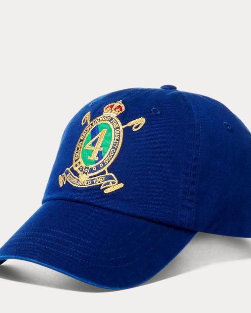 97006745949 Polo Ralph Lauren Crest Chino Sports Cap 1