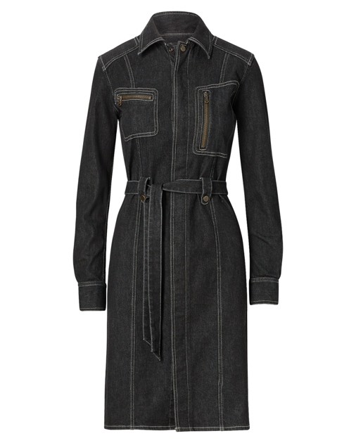 e64e7b6aa09 Denim Utility Dress | Midi Dresses | Ralph Lauren