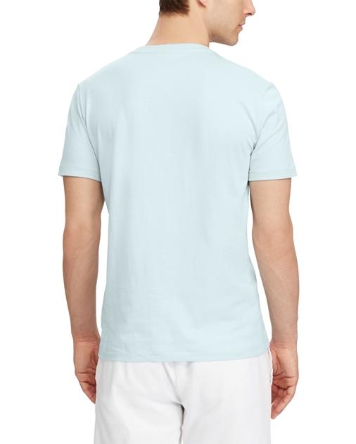 a309a1265a1012 Polo Ralph Lauren Custom Fit Cotton T-Shirt 4
