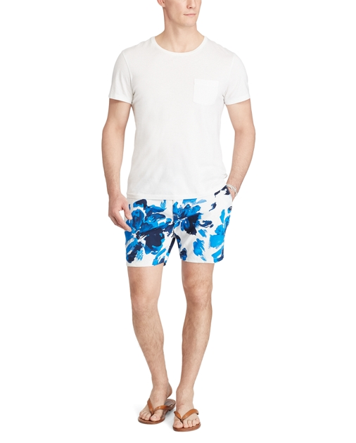 cd7ca32715 7-Inch Monaco Swim Trunk | Swim Trunks Shorts & Swimwear | Ralph Lauren