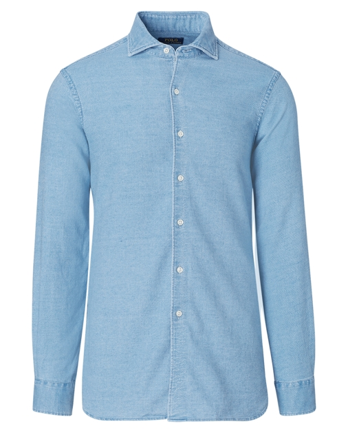 fe3f4a7e6 Polo Ralph Lauren Classic Fit Chambray Shirt 1