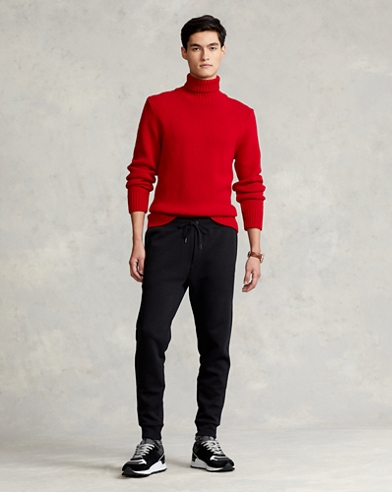 Pantalon de jogging tricot double. couleur (3)  Polo Black · Aviator Navy ·  Lt Sport Heather. Polo Ralph Lauren b8b6b5a917b