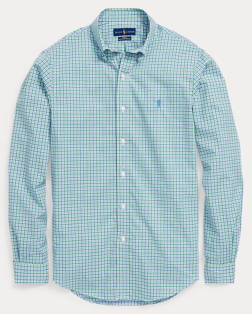 18783b6f23e63c Polo Ralph Lauren Slim Fit Cotton Poplin Shirt 1