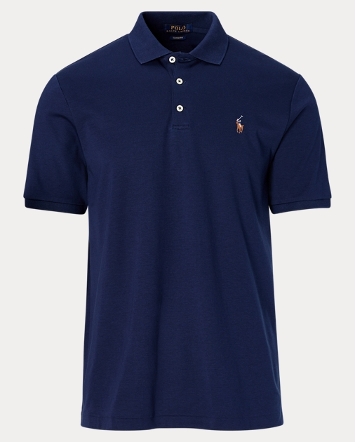 produt-image-0.0. produt-image-1.0. produt-image-2.0. produt-image-3.0. Men  Clothing Polo Shirts Classic Fit Soft-Touch Polo. Polo Ralph Lauren