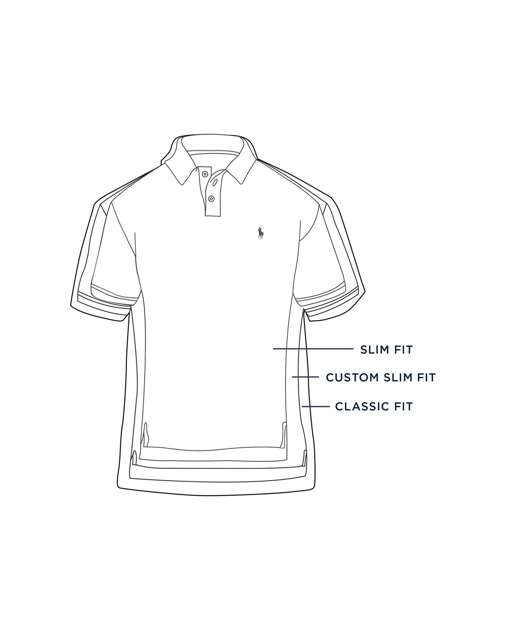 Classic Fit Soft Touch Polo Classic Fit Polo Shirts Ralph Lauren