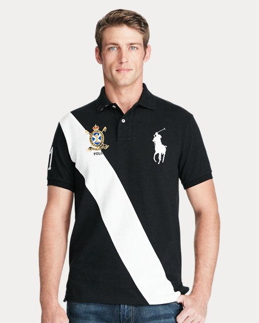403df6903 Polo Ralph Lauren Slim Fit Mesh Polo Shirt 1