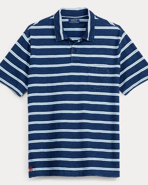 Fit Jersey Polo ShirtShirts Lauren Classic Ralph 1lFJ3TKc