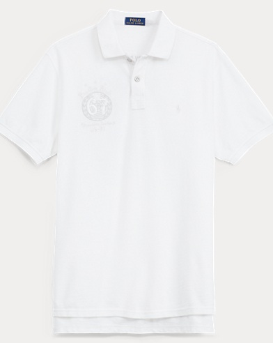 Classic Fit Souvenir Polo