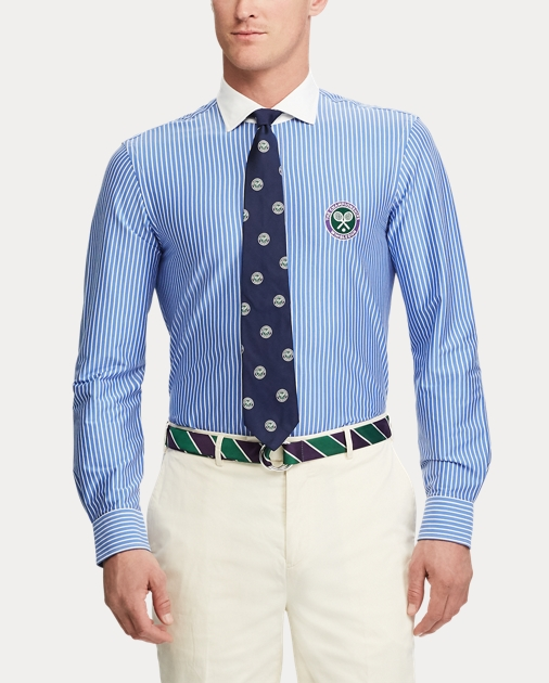 6d05b63a Wimbledon Umpire Cotton Shirt