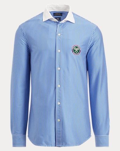 Wimbledon Umpire Cotton Shirt