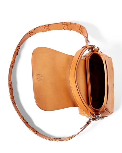 907a8b6907e6 Polo Ralph Lauren Small Sullivan Saddle Bag 4