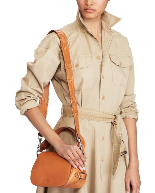 4335d8b44aa8 Polo Ralph Lauren Small Sullivan Saddle Bag 5