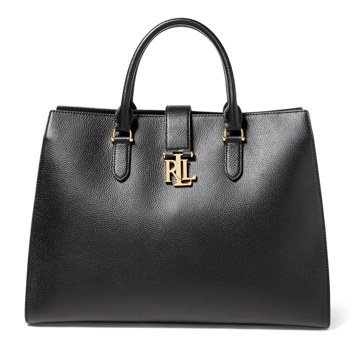 525f75fb8e Pebbled Leather Brigitte Tote