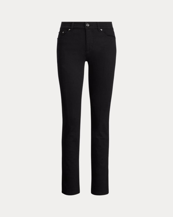 Modern-Straight-Fit Jeans