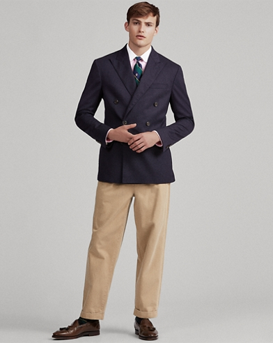 7f104ef8b6c Polo Stretch Wool Blazer