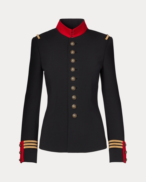 super popular a0c03 327de The Officer's Jacket